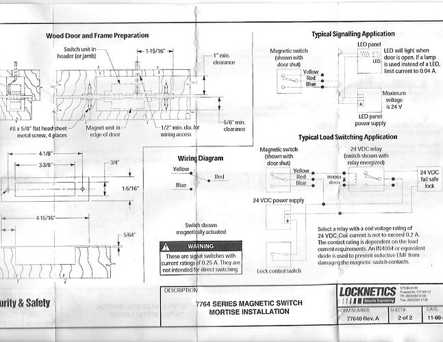 24vDC ElecMagLockset_0001